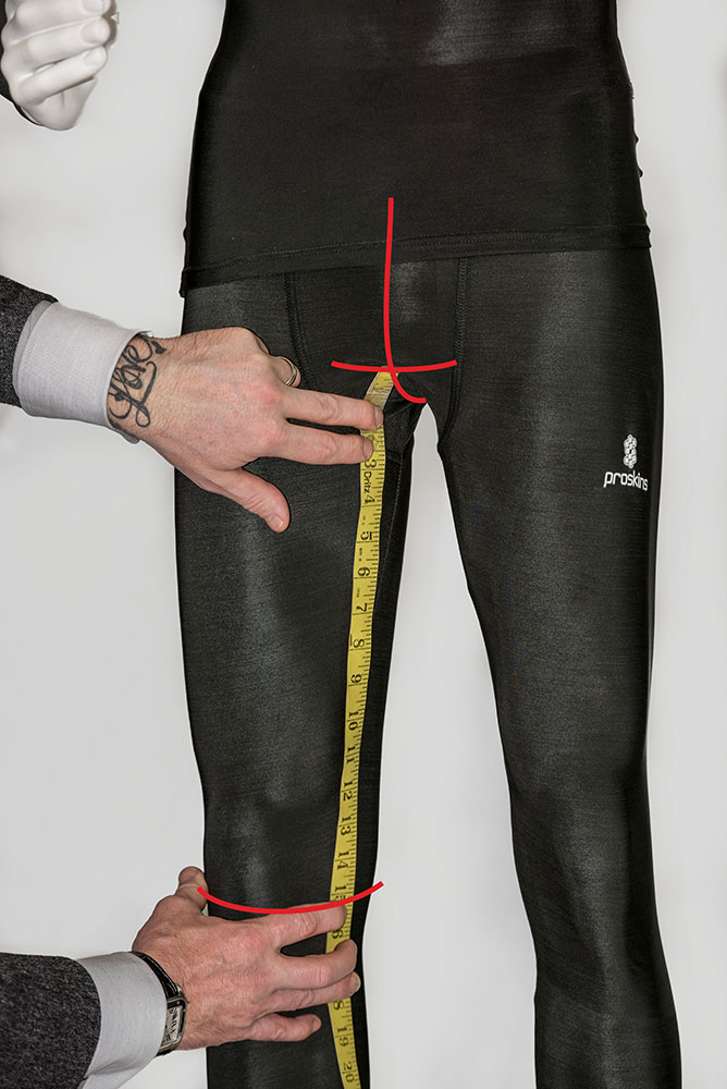 Waist: Measure flat across the back waistband from one side to the other with the natural dip. Double the number to get actual waist size. Double the number to get actual waist size. Inseam: Measure from the crotch seam to the bottom of the leg on the inside seam.