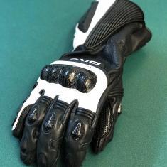 Black White Race Glove (£159.99)