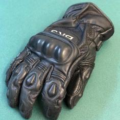 Black Sports/Touring Summer Glove - £90.00 (Used by UK Police)